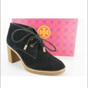 Tory Burch Hilary Desert lace up Bootie